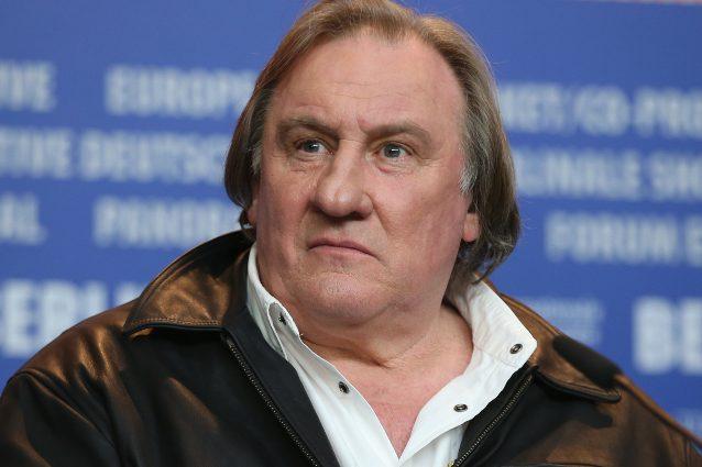 Gérard Depardieu accusato di stupro da attrice ventenne, chiesta la riapertura delle indagini