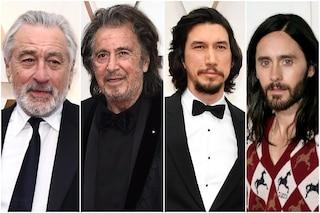 """""""Gucci"""": Robert De Niro, Al Pacino, Adam Driver e Jared Leto nel film con Lady Gaga"""