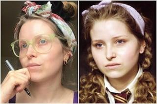 """Jessie Cave, Lavada Brown in Harry Potter: """"A 14 anni sono stata violentata"""""""