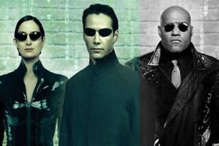 """Le riprese di Matrix 4 sono ripartite, Keanu Reeves: """"Un onore"""" ma non c'è Laurence Fishburne"""