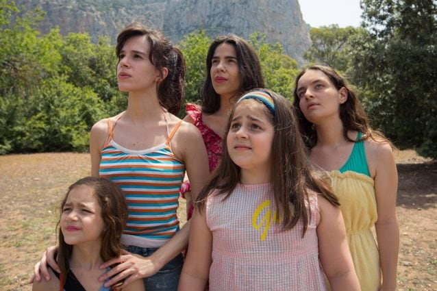 CINEMA: 35MM - Le sorelle Macaluso