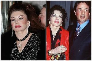 Morta la madre di Sylvester Stallone: Jackie aveva 98 anni