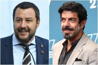 """Matteo Salvini a Venezia 2020 per assistere al film Padrenostro, Favino: """"Non lo abbiamo invitato"""""""