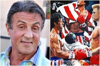 """35 anni da Rocky IV, Sylvester Stallone al lavoro su una nuova versione: """"Finora sembra fantastico"""""""