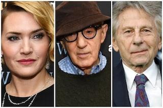 """Kate Winslet rinnega Woody Allen e Roman Polanski: """"Come ho potuto lavorare con loro?"""""""