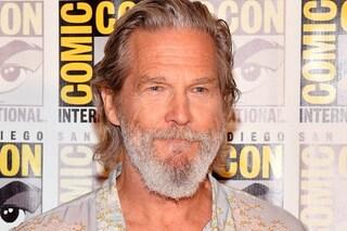 """Jeff Bridges ha un linfoma, l'attore de Il grande Lebowski: """"Malattia grave, sto iniziando le cure"""""""