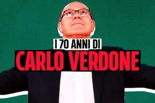 I 70 anni di Carlo Verdone: l'erede di Alberto Sordi e Sergio Leone che sembra non invecchiare mai