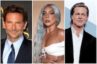 Lady Gaga di nuovo attrice, dopo Bradley Cooper arriva Brad Pitt