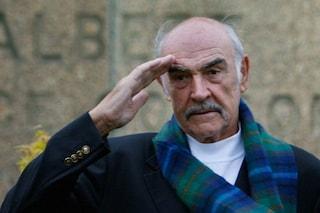 """Le ceneri di Sean Connery saranno disperse in Scozia, la moglie: """"Era il suo ultimo desiderio"""""""