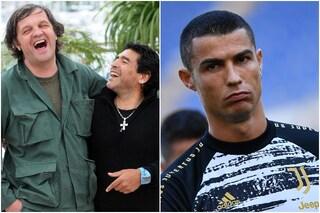 """Emir Kusturica: """"Dopo Maradona, un film su Cristiano Ronaldo? Non ha niente da raccontare"""""""