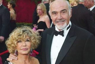 """Morte di Sean Connery, la moglie: """"Soffriva di demenza senile, se n'è andato nel sonno"""""""