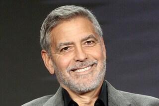 George Clooney ha donato 1 milione di dollari ai suoi 14 amici più stretti