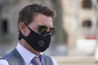 La furia di Tom Cruise sul set, una lezione per noi che sottovalutiamo il virus