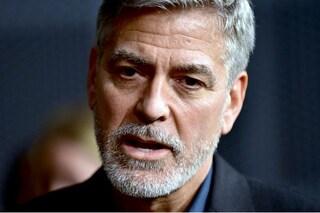 """George Clooney ricoverato d'urgenza per una pancreatite: """"Persi 14 chili troppo velocemente"""""""