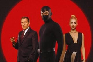 Diabolik, slitta la data di uscita del film con Luca Marinelli e Miriam Leone
