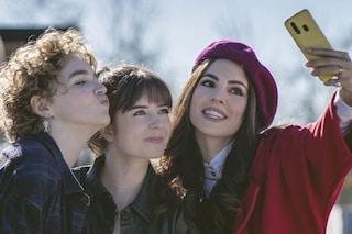 """""""Genitori vs influencer"""" con Fabio Volo e Giulia De Lellis: prime foto dal set, trama e cast"""