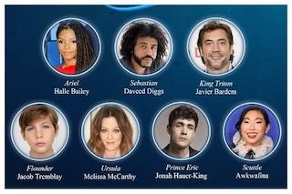 La Sirenetta: annunciato il cast completo del film