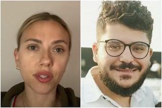 """Scarlett Johansson chiede all'Egitto di liberare Patrick Zaki: """"Vittima di torture"""""""