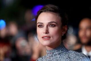 """Keira Knightley: """"Non girerò più scene di sesso con un regista uomo"""""""