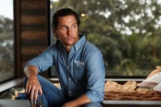 """Matthew McConaughey: """"Sono sparito da Hollywood per avere i ruoli drammatici che volevo"""""""
