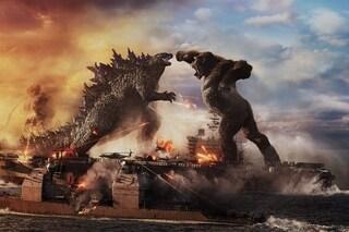 Godzilla vs Kong, il trailer del primo film dell'anno che potrebbe uscire al cinema