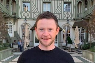 Devon Murray star di Harry Potter è diventato papà