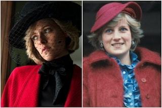 La prima foto di Kristen Stewart nei panni di Lady Diana in Spencer: la somiglianza è straordinaria