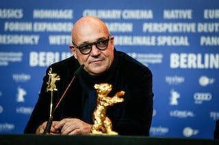 Gianfranco Rosi in giuria alla Berlinale 2021