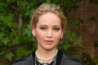 "Jennifer Lawrence si è ferita al viso sul set di ""Dont' Look Up"""