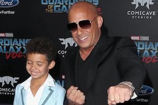 In Fast & Furious 9 anche il figlio di Vin Diesel, sarà Dominic Toretto da bambino