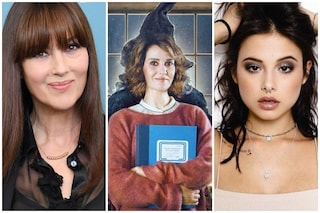 La Befana vien di notte 2 senza Paola Cortellesi, con Monica Bellucci e l'influencer Zoe Massenti