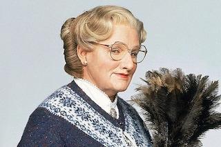 La verità su Mrs. Doubtfire con Robin Williams: ne esiste una versione vietata ai minori