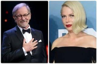 Steven Spielberg farà un film sulla sua infanzia, potrebbe esserci anche Michelle Williams