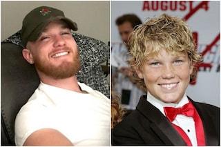 È morto suicida Houston Tumlin, era la baby star di Ricky Bobby