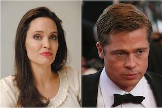 """Nel nuovo film di Angelina Jolie c'è il passato con Brad Pitt: """"Mi ha curata durante il divorzio"""""""