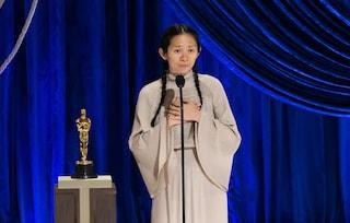 Chloé Zhao vince il premio Oscar 2021 come miglior regista, è la seconda donna nella Storia