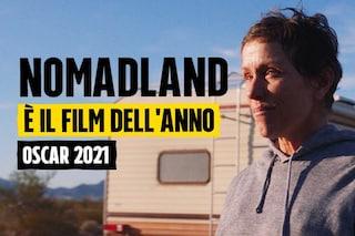 Vincitori Oscar 2021, l'elenco dei premi: Nomadland di Chloé Zhao miglior film e miglior regia