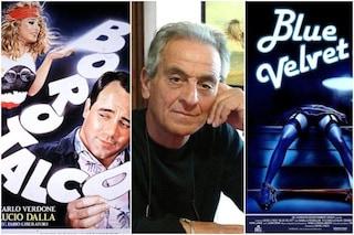 Morto Enzo Sciotti, grande artista di locandine per il cinema: ecco le più famose
