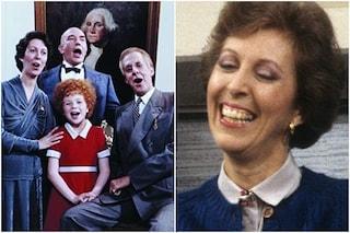 È morta Lois de Banzie, era Eleanor Roosevelt nel film Annie e ha recitato in Sister Act