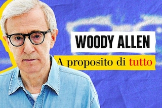 """Woody Allen a Fanpage.it: """"Non sono finito, il mio prossimo film sarà un nuovo Match Point"""""""