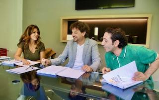 Il sesso degli angeli è il ritorno di Leonardo Pieraccioni, con lui Sabrina Ferilli e Marcello Fonte