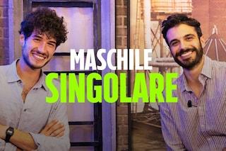 """Maschile Singolare, Commare e Saurino: """"Storia di un amore universale, non omosessuale"""""""