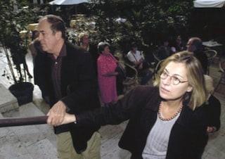 Èmorta Clare Peploe, sceneggiatrice regista e moglie di Bernardo Bertolucci