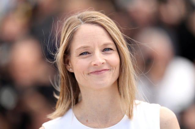 A Jodie Foster la Palma d'oro alla carriera al Festival di Cannes 2021