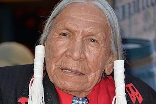 Morto Saginaw Grant, l'attore Nativo Americano aveva recitato in Breaking Bad