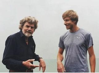 """Simon Messner: """"Mio padre non c'è mai stato, non mi ha nemmeno invitato al suo matrimonio"""""""