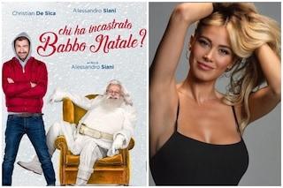 Chi ha incastrato Babbo Natale?, il ritorno di Christian De Sica e Alessandro Siani è con la Leotta