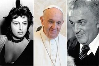 """Papa Francesco ama il cinema italiano, ecco il suo film preferito: """"Adoro Fellini e Anna Magnani"""""""