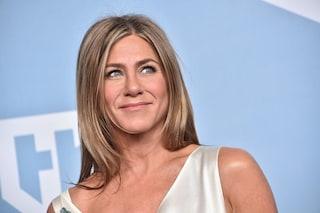 """Jennifer Aniston dura contro i no vax: """"Ho rotto con persone che hanno rifiutato il vaccino"""""""