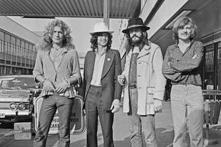 Becoming Led Zeppelin, il docufilm sull'iconica band presentato a Venezia